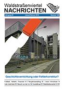 Waldstraßenviertel NACHRICHTN Nr. 149