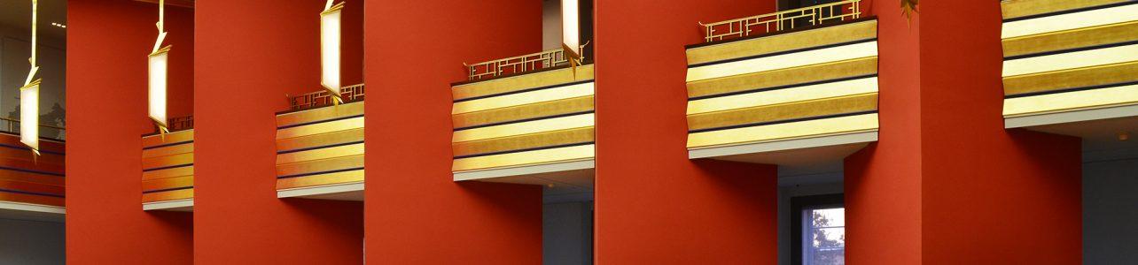 Foyer des Grassimuseums, Foto: Andreas Reichelt