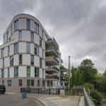 Liviastraße, Moderne; Foto: Andreas Reichelt