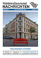 Aktuelles Heft WaldstraßenviertelNACHRICHTEN