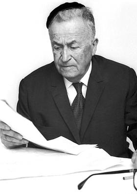 Schmuel Josef Agnon