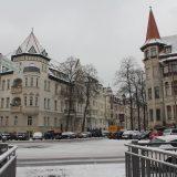 Architektur im Waldstraßenviertel