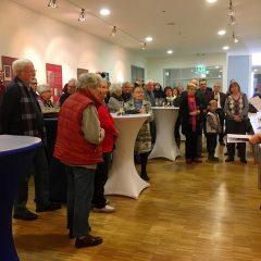 Ausstellung zur Christianstraße 19 in der IHK zu sehen