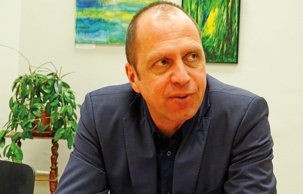 Jörg Wildemuth, Foto: Kathrin Futterlieb-Rose