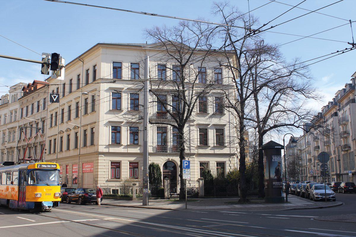 Elsterstraße 48, erbaut 1870, Foto: Uwe Haß