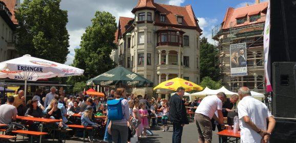 Wir wollen das Funkenburgfest neu aufstellen – Mitstreiter gesucht
