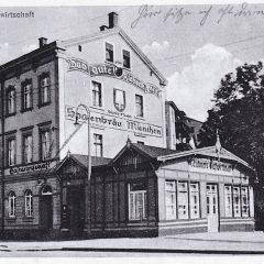 Häuser-Geschichten: Täubners Restaurant