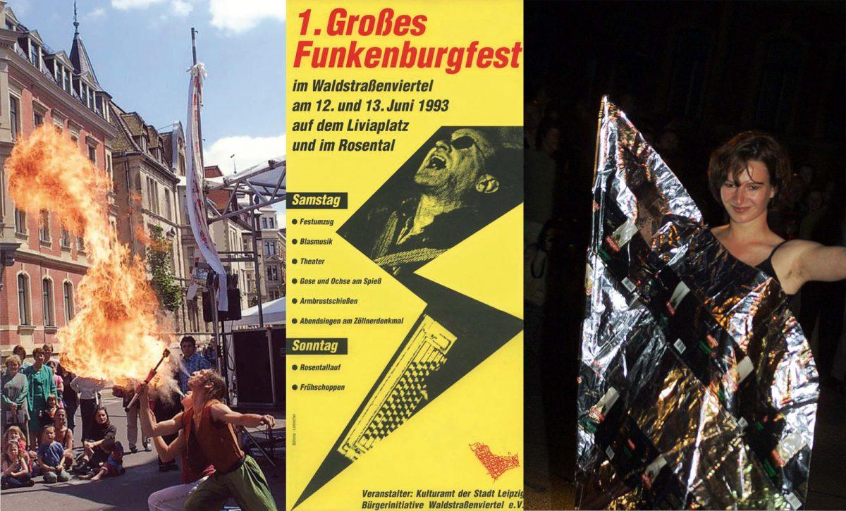 Titel Artikel 25 Große Funkenburgfeste Andreas Reichelt