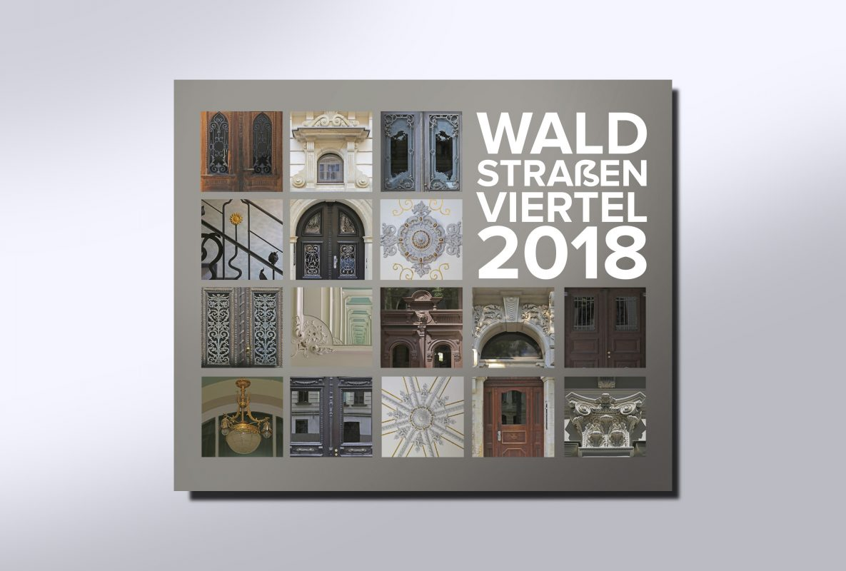 Titel Waldstraßenviertel Kalender 2018
