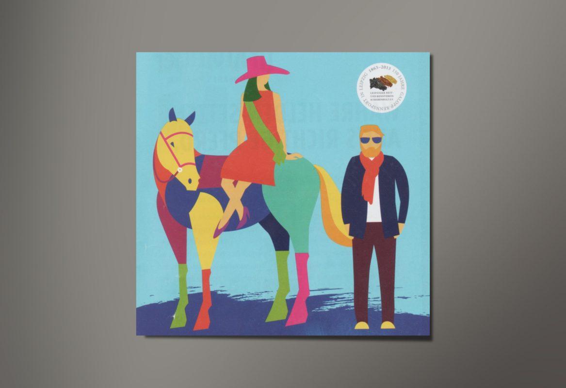 Pferderennen, Petra Cain, WN 147