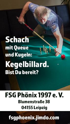 FSG Phönix 1997 e. V. Kegelbilard Leipzig