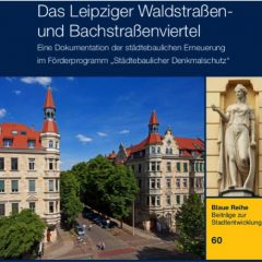 Neue Broschüre zum Waldstraßenviertel erschienen