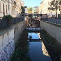 Öffnung des Elstermühlgrabens verzögert sich – Bericht der LVZ