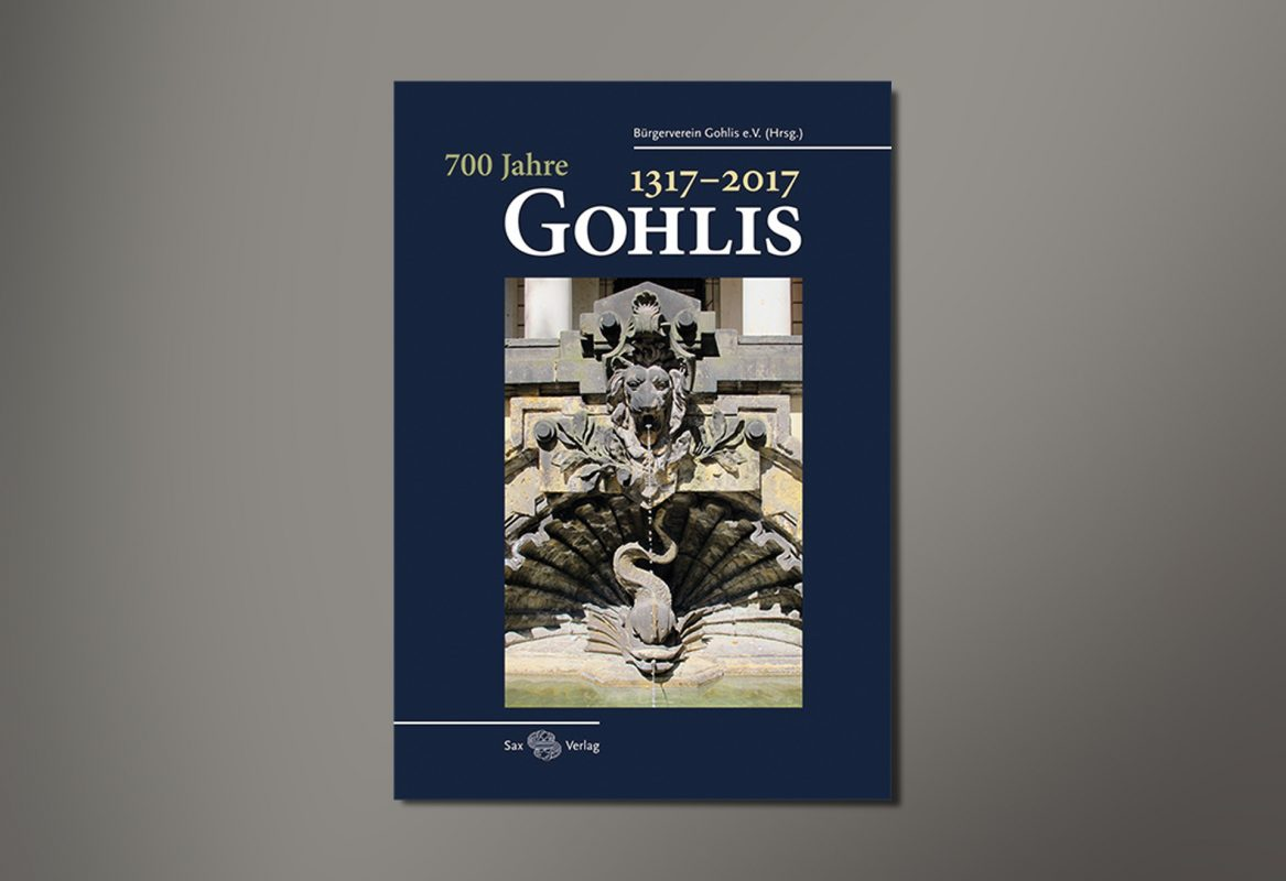 Gohliser Geschichtsbuch, 700 Jahre Gohlis