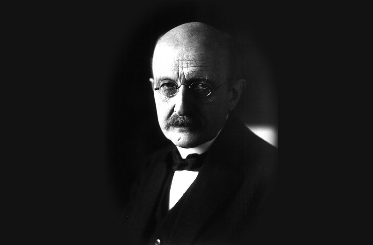 Physiker Max Planck (um 1930); Quelle: Wikipedia: http://www.sil.si.edu/digitalcollections/hst/scientific-identity/CF/display_results.cfm?alpha_sort=p