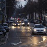 Verkehrseinschränkungen rund um Bundesligaspiel