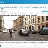 TV-Beitrag zur Jahnallee