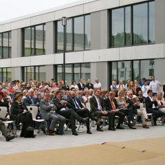 Neue Sportoberschule Leipzig eröffnet