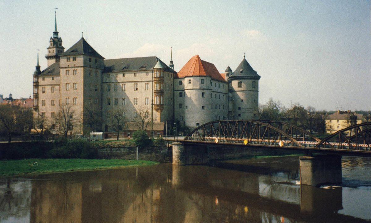 Schloss Hartenfels, Foto: Ingrid Pietrowski