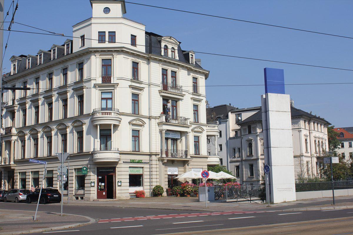Smitt´sche Töchterschule, Jacobstraße 2, Foto: Uwe Haß
