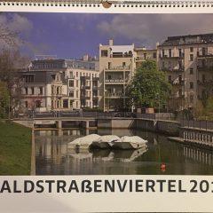 Kalender Waldstraßenviertel 2019 ab sofort zu kaufen