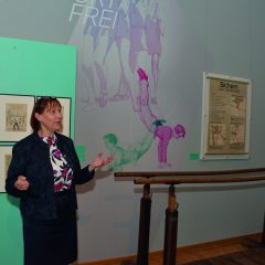 Museen sammeln für die Ewigkeit