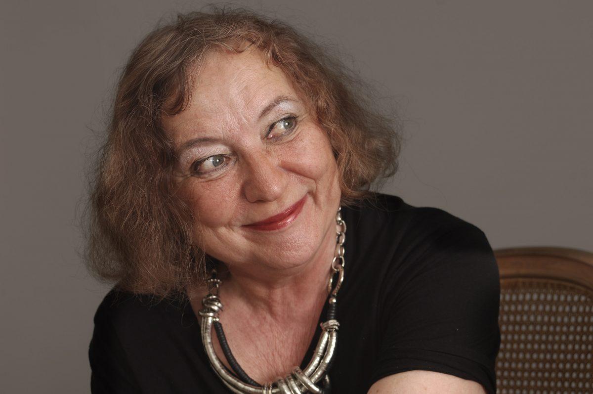 Roswitha Geppeert 2012, Foto: Jonas Springer