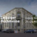 Leipzig liest  im Bürgerverein