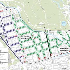 Das Ordnungsamt informiert: Bewohnerparken im Waldstraßenviertel – Fragen und Antworten