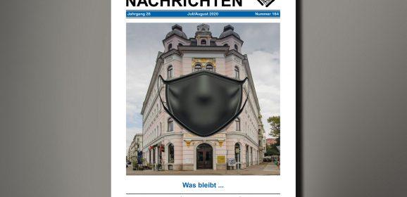 Waldstraßenviertel NACHRICHTEN Nr. 164