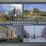 Waldstraßenviertel-Kalender 2021: Jetzt Werbeeintrag sichern