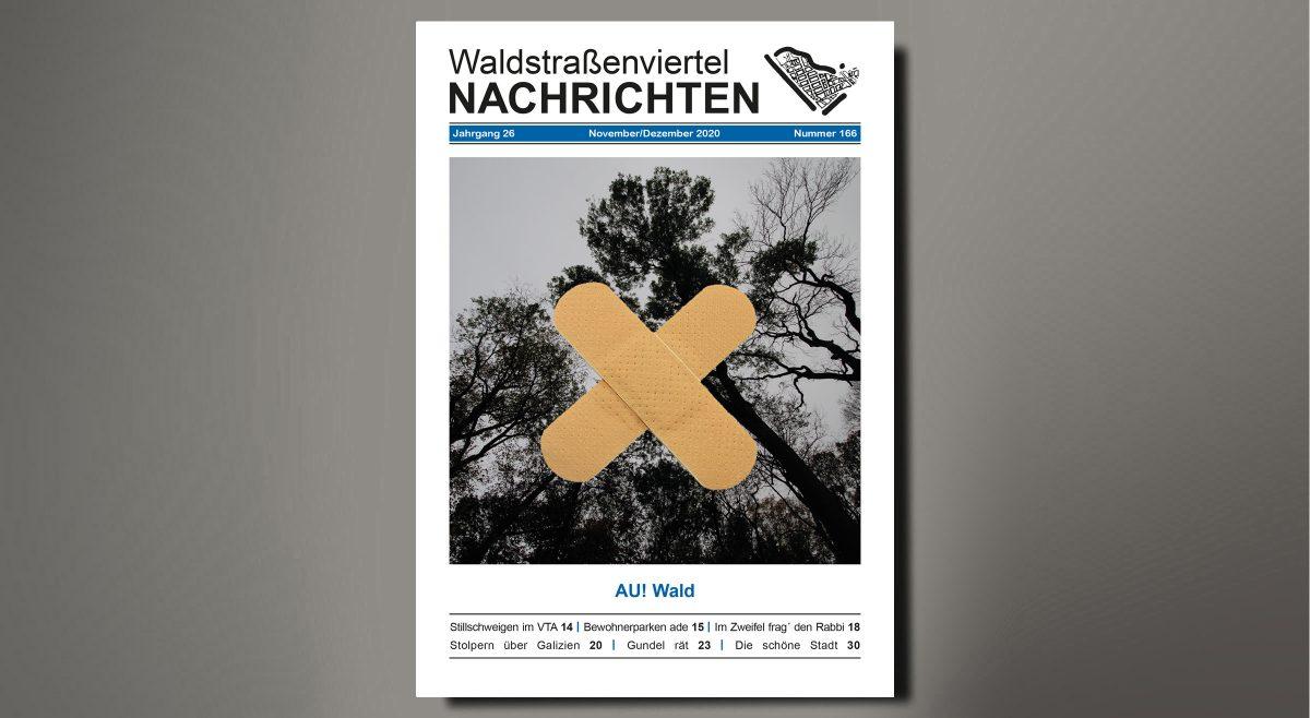 Waldstraßenviertel Nachrichten Nr. 166 Titel: Andreas Reichelt
