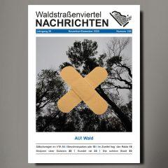Auwald Spezial: Waldstraßenviertel NACHRICHTEN Nr. 166