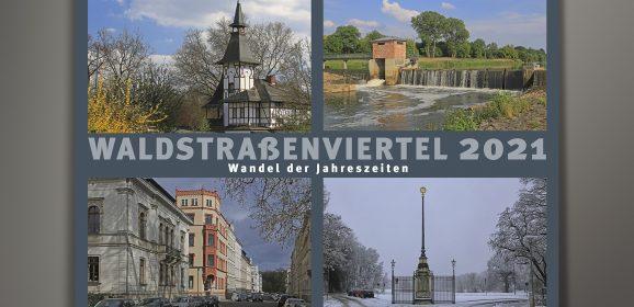 Waldstraßenviertelkalender 2021 – Wandel der Jahreszeiten