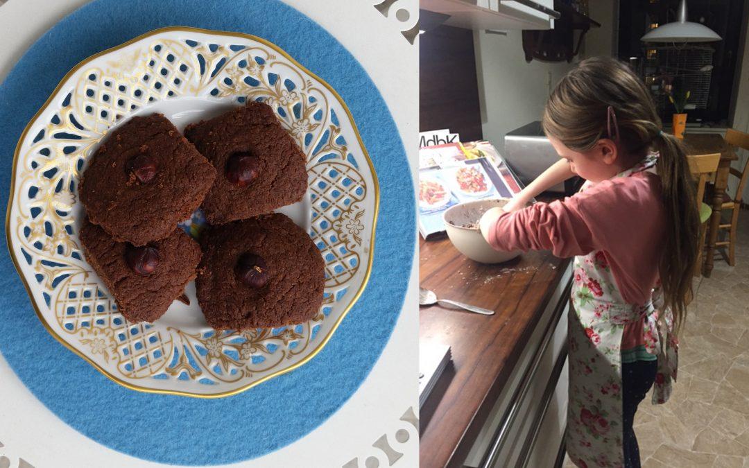 Küche für Anspruchsvolle: Enkelkinder zu Besuch