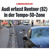 Schwerer Unfall auf der Jahnallee – Zeit die Magistrale endlich umzugestalten!