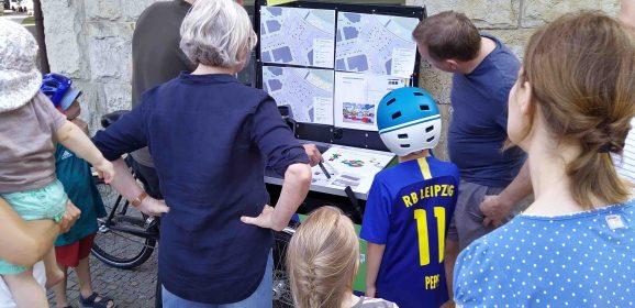 Reges Interesse an Bürgerbeteiligung zum Liviaplatz
